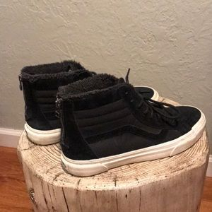 Vans high top sneakers - 10